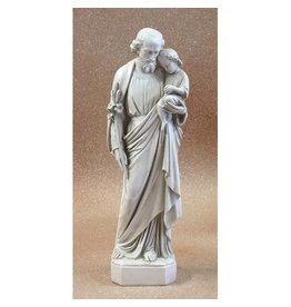 "Statue St. Joseph with Child 36"""