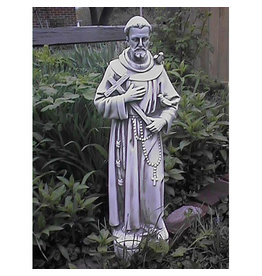 """Statue St. Francis of Assisi 25"""""""