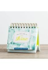 Perpetual Calendar (Day Brightener) - You Were Made to Shine