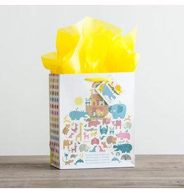 Medium Giftbag - Noah's Ark