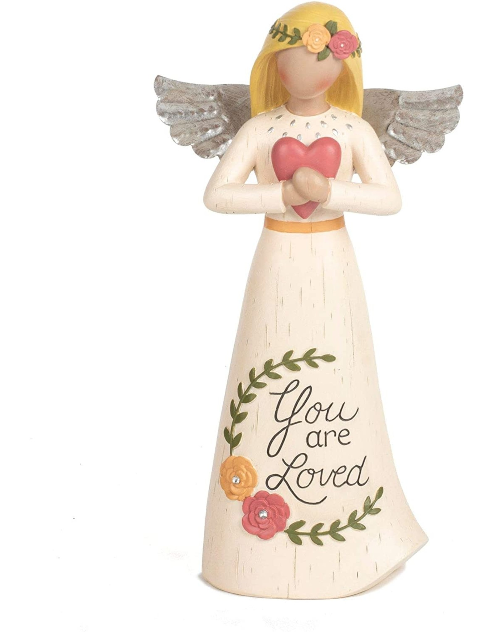 """8"""" Angel Figurine - You Are Loved"""