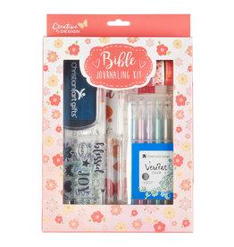 Pink Creative by Design Bible Journaling Kit