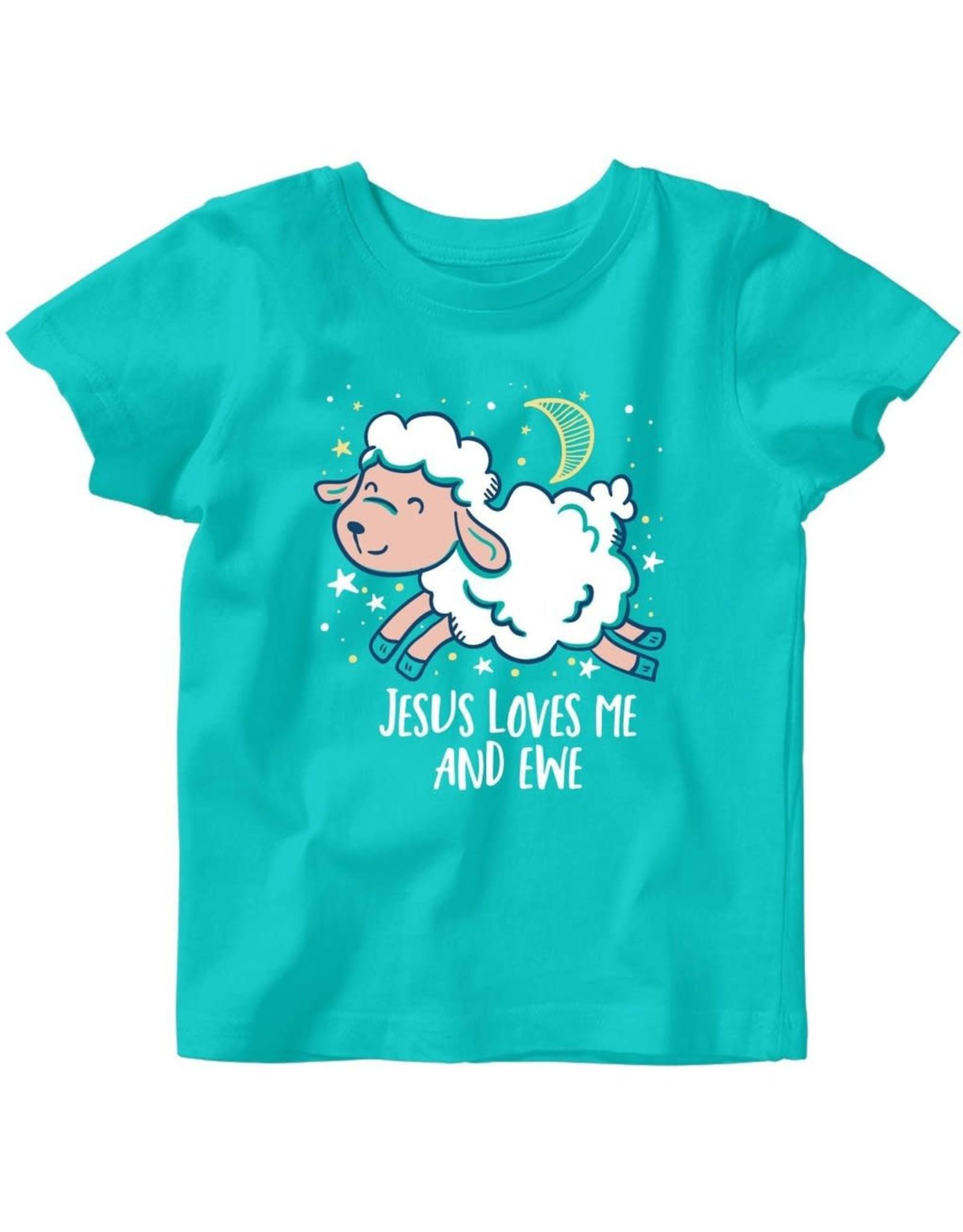 Baby Shirt - Lamb