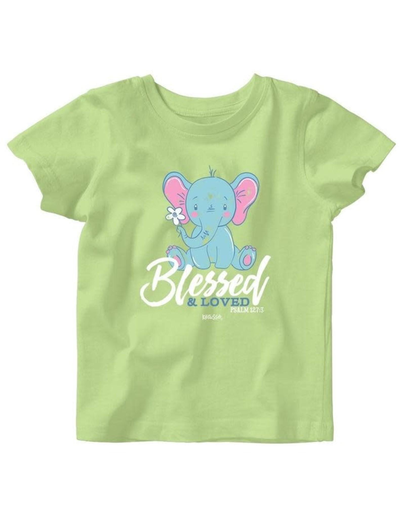 Baby Shirt - Baby Elephant