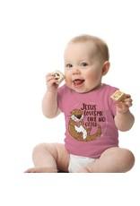 Baby Shirt - Jesus Loves Me Like No Otter
