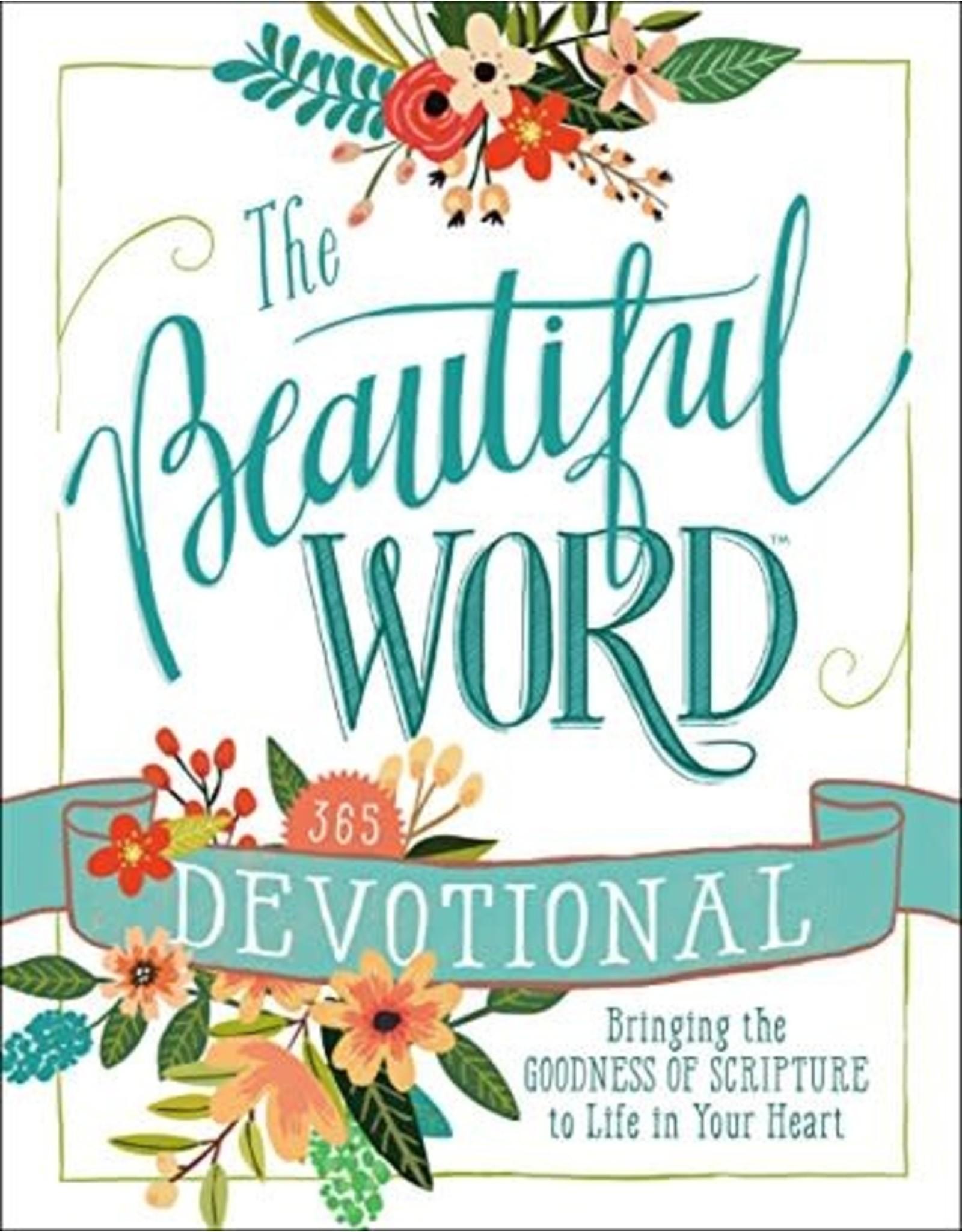 NIV Beautiful Word Devotional