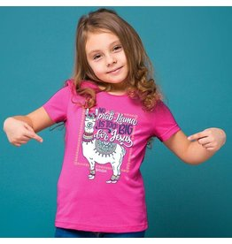 Kids Shirt - Llama