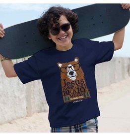 Kids Shirt - Jesus Loves Me Beary Much
