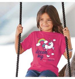 Kids Shirt - Unicorn, Dream Big