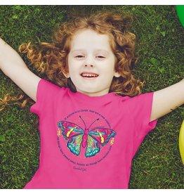 Kids Shirt - Butterfly, New Creation