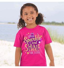 Kids Shirt - Sparkle and Shine