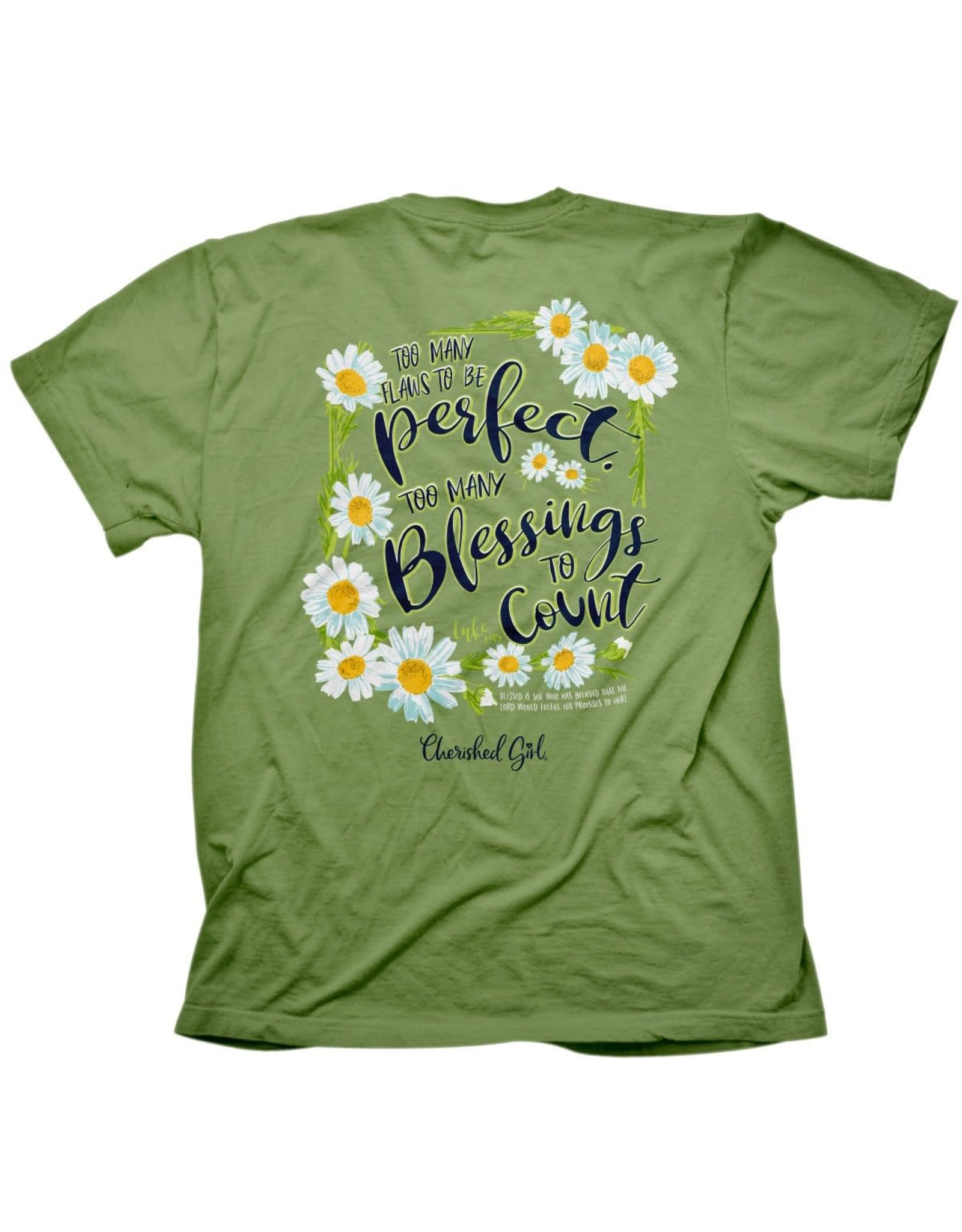 Adult Shirt - Too Many Blessings