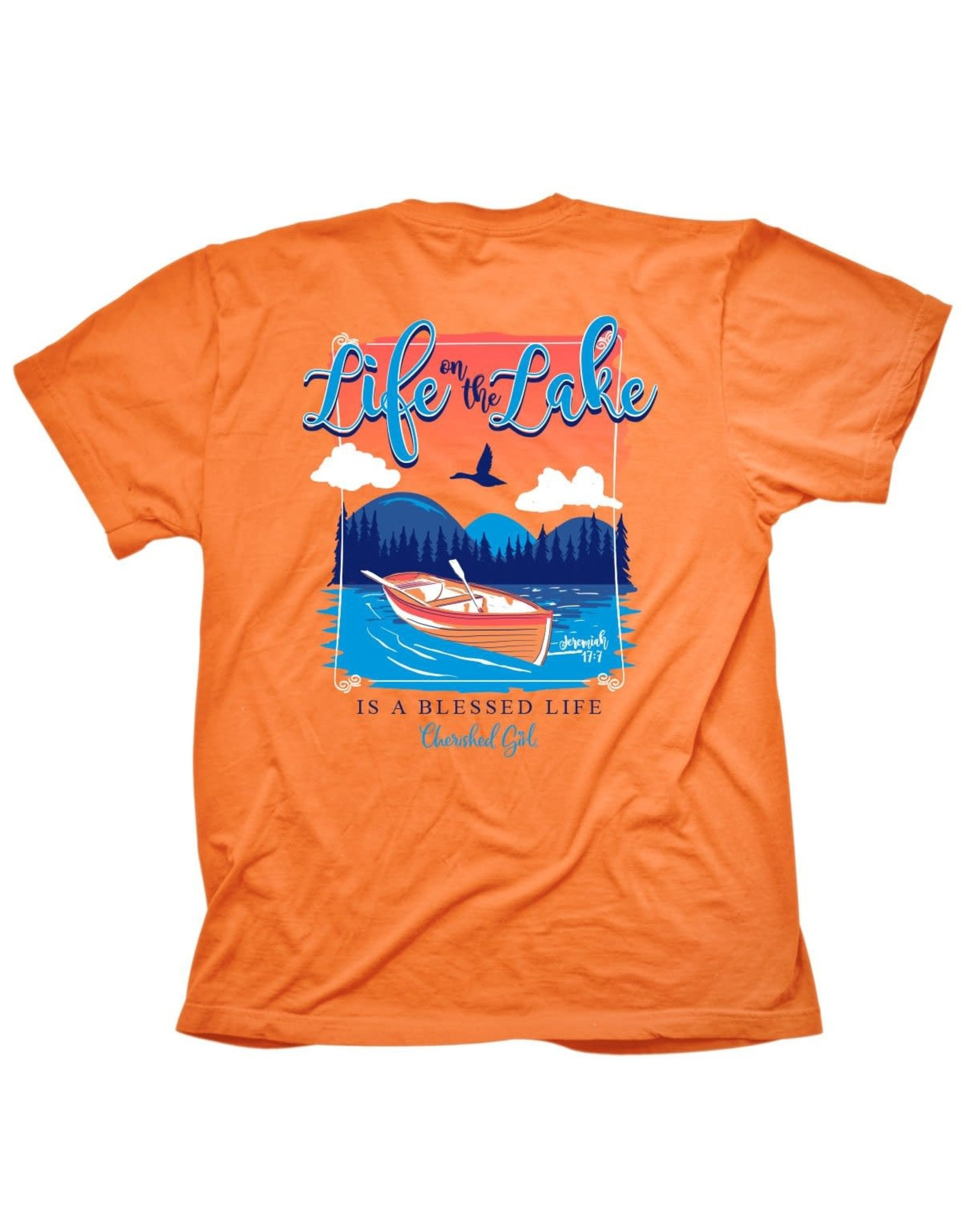 Adult Shirt - Life on the Lake (Blessed Life)