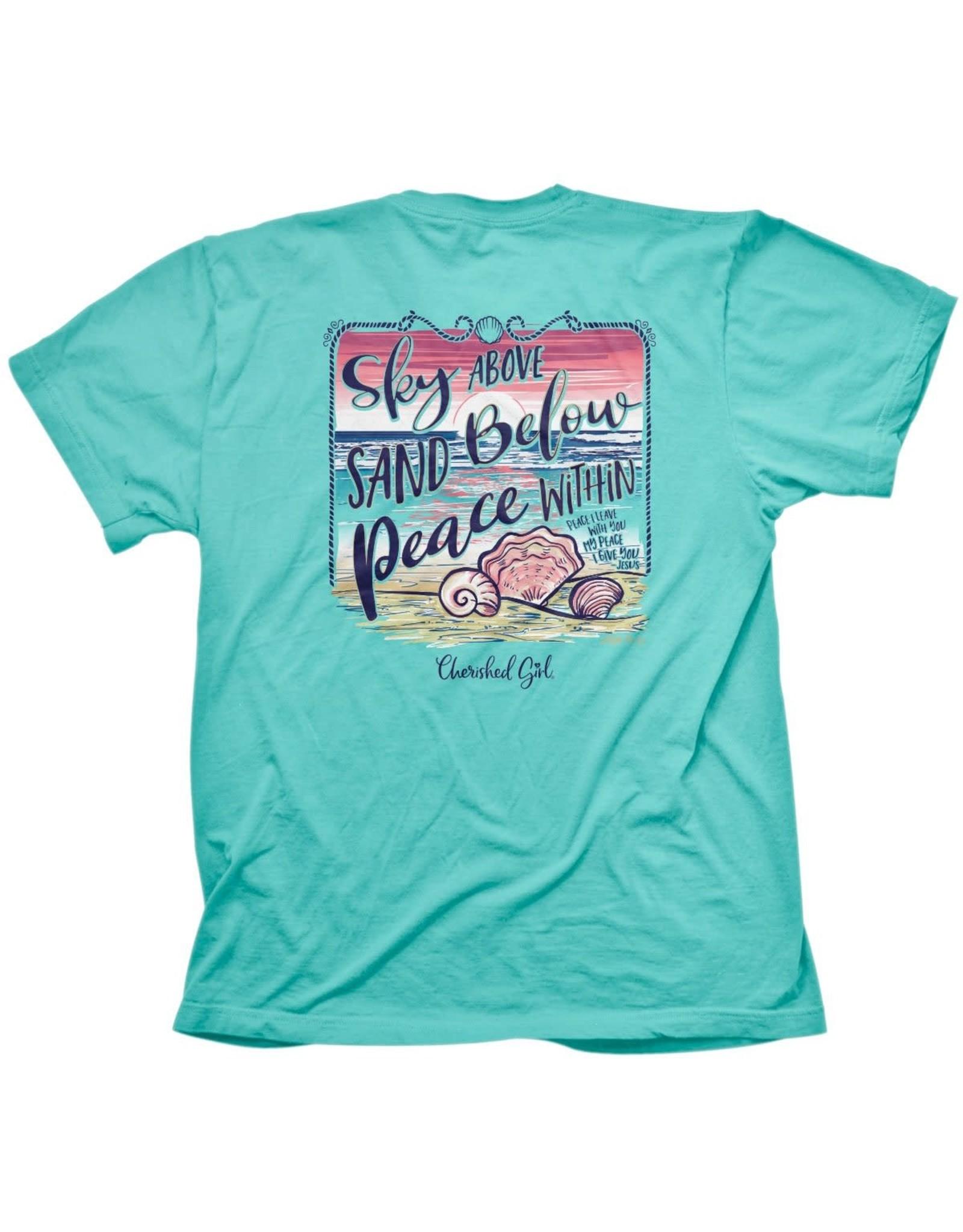 Adult Shirt - Sky Above