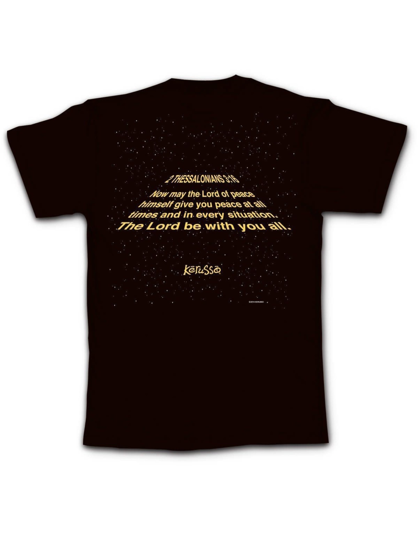 Adult Shirt - May the Lord be with You