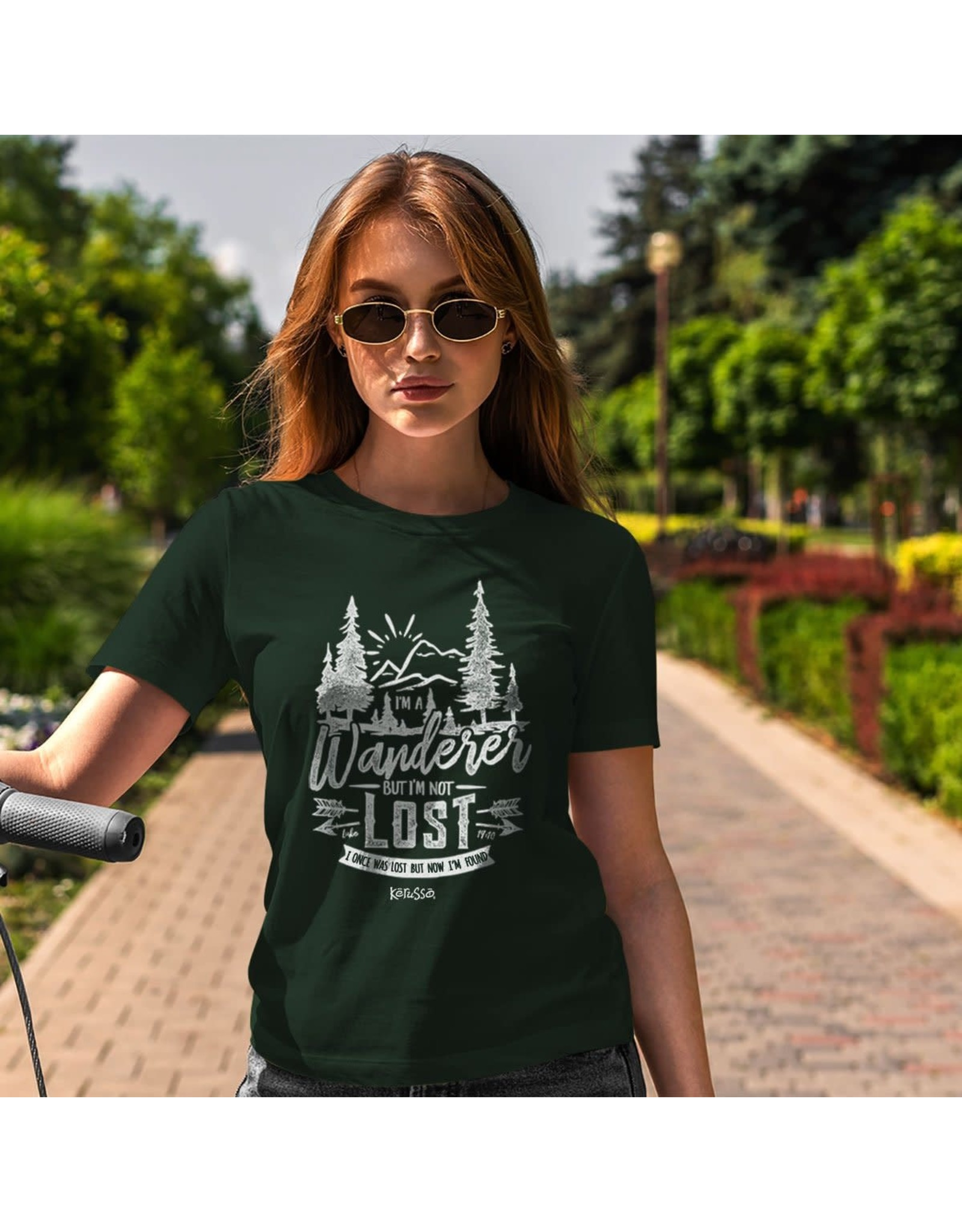 Adult Shirt - Wanderer