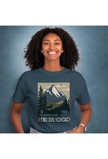 Adult Shirt - He is God