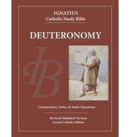 RSV Ignatius Catholic Study Bible-Deuteronomy