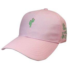 Hat - Stick with Jesus, Cactus