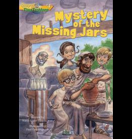 Mystery of the Missing Jar (Gospel Time Trekkers #4)