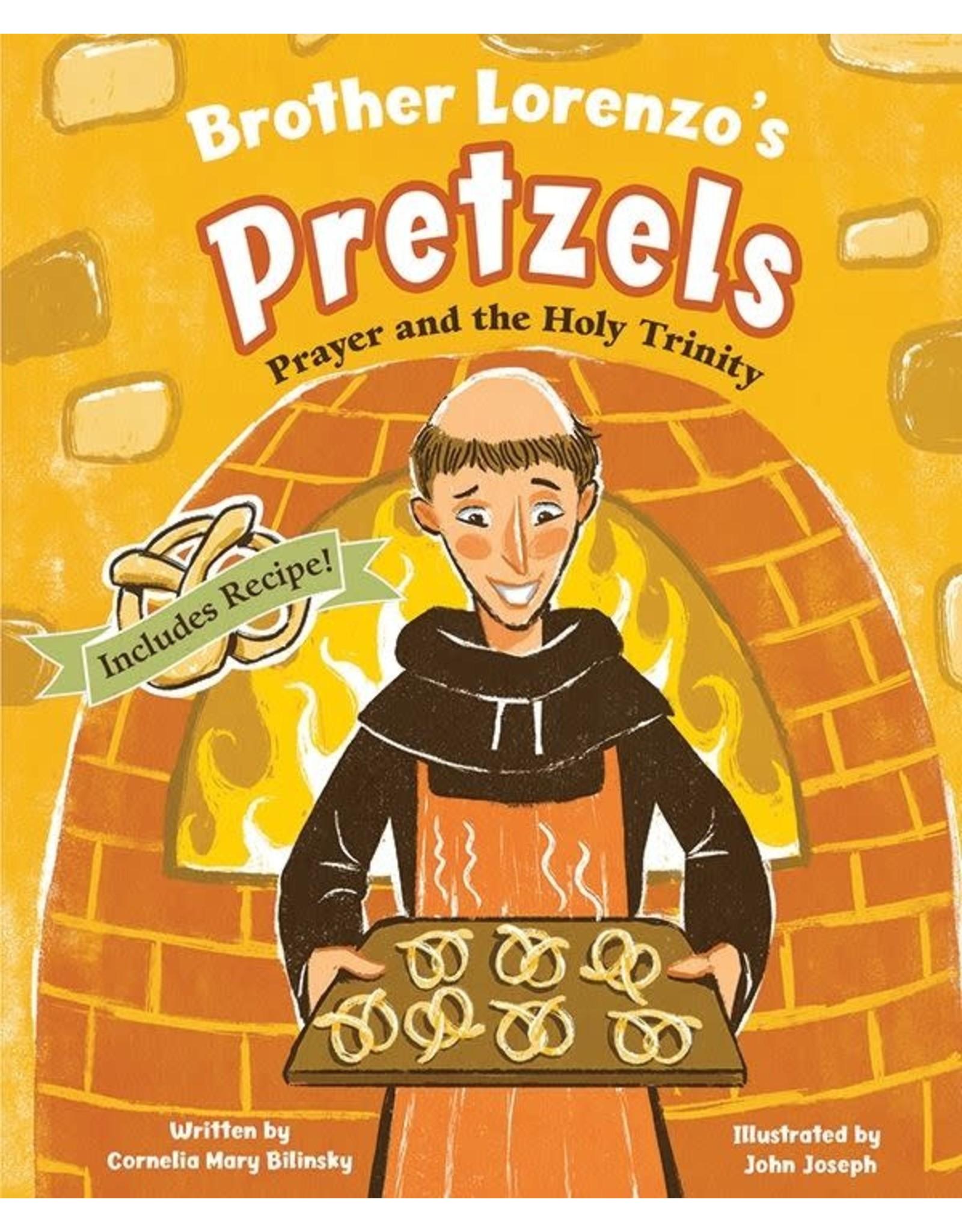 Brother Lorenzo's Pretzels
