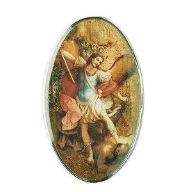 St. Michael Visor Clip