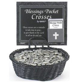 Pocket Crosses, Blessings