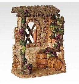 """Fontanini - Wine Shop (7"""" Height for 5"""" Scale)"""