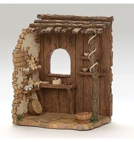 """Fontanini - Toymakers Shop (7"""" Height, for 5"""" Scale)"""
