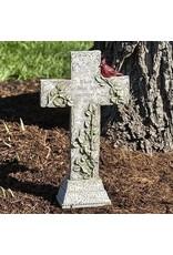 Cardinal Memorial Cross Statue
