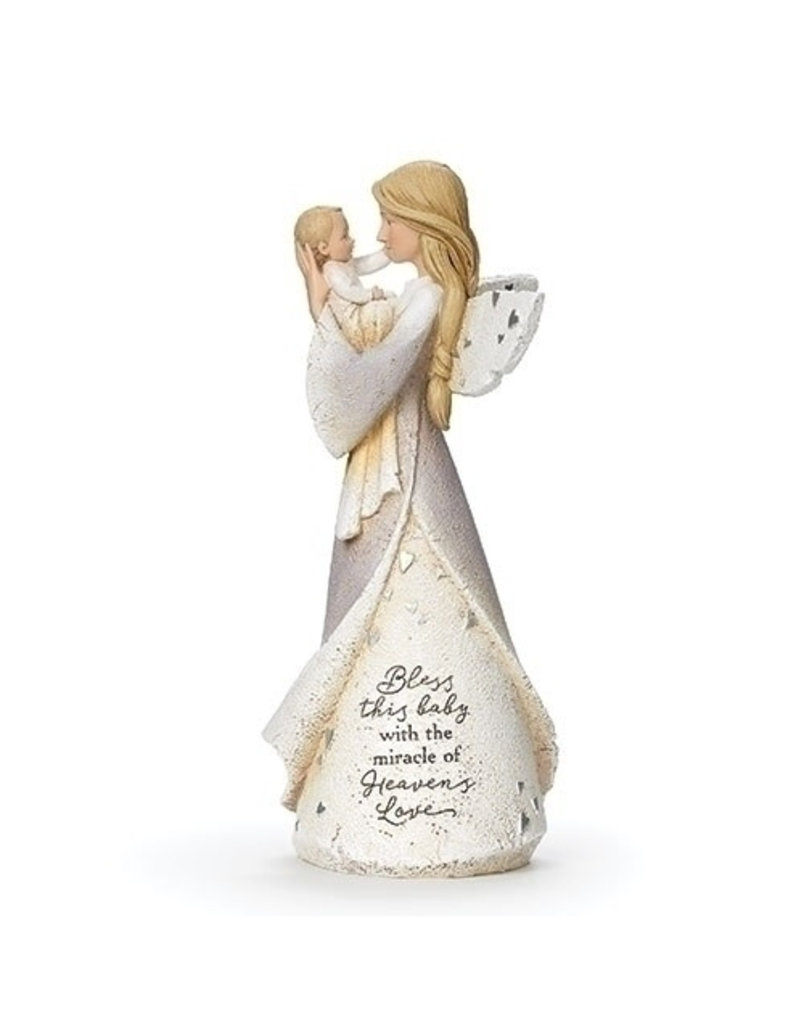 Baby Blessing Angel Figurine
