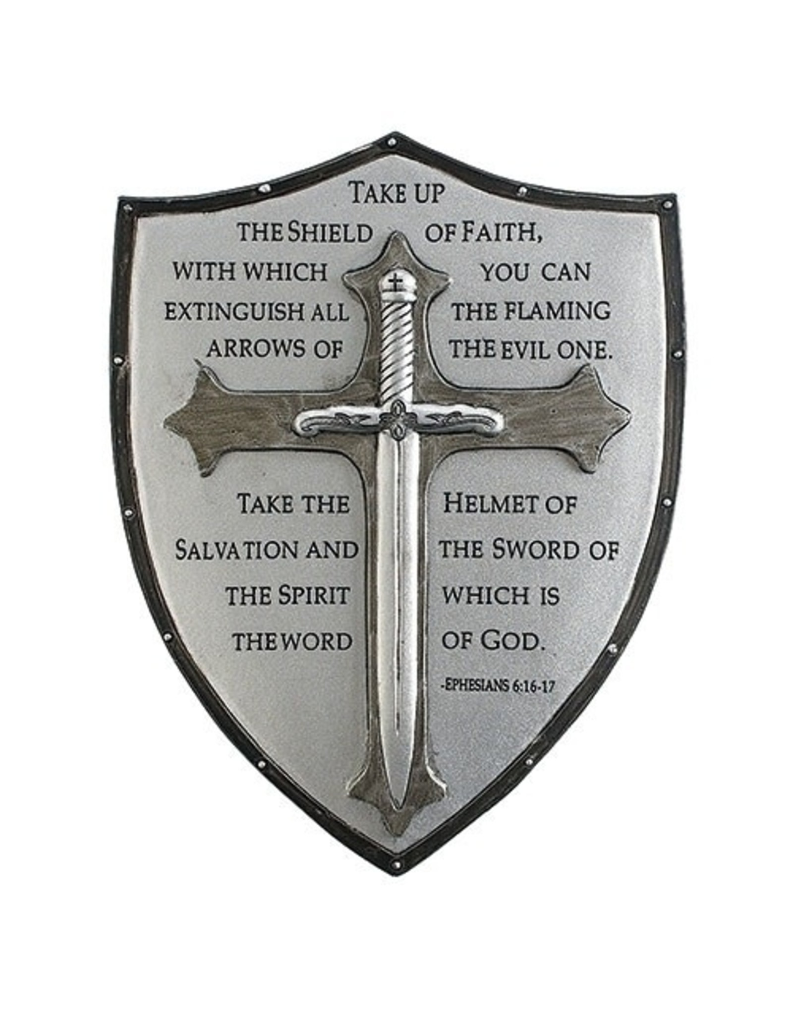 Armor of God Wall Plaque