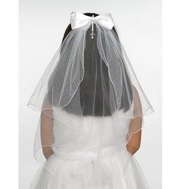"First Communion Veil ""Jessica"""