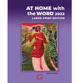 2022 At Home with the Word Large Print