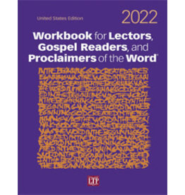 2022 Workbook for Lectors, Gospel Readers, & Proclaimers of the Word