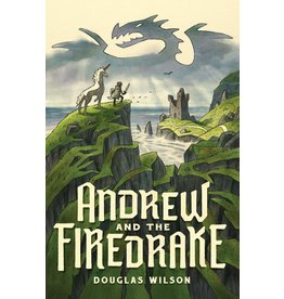 Andrew and the Firedrake, Hardback (DOUGLAS WILSON)