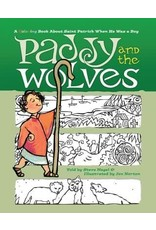 Paddy & the Wolves Coloring Book