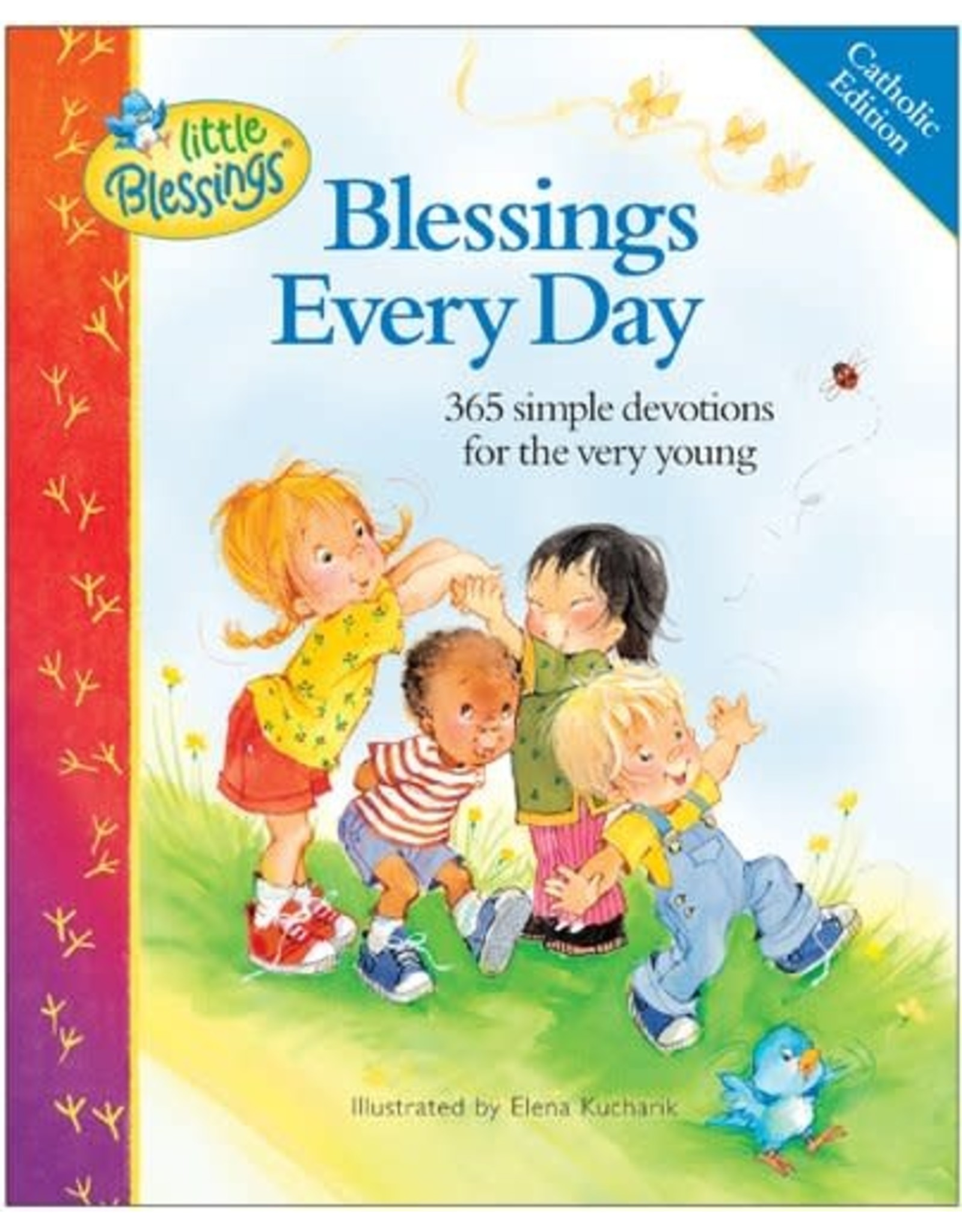 Blessings Every Day - 365 Devotions for the Very Young