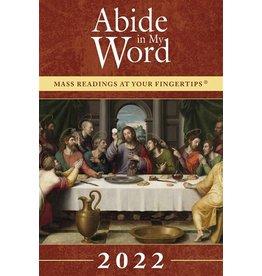 2022 Abide in My Word