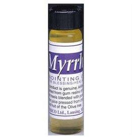 Anointing Oil Myrrh 1/4oz