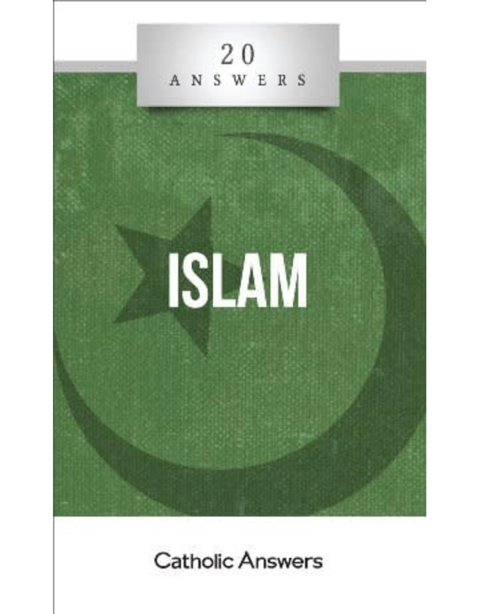 20 Answers: Islam (By Andrew Bieszad)