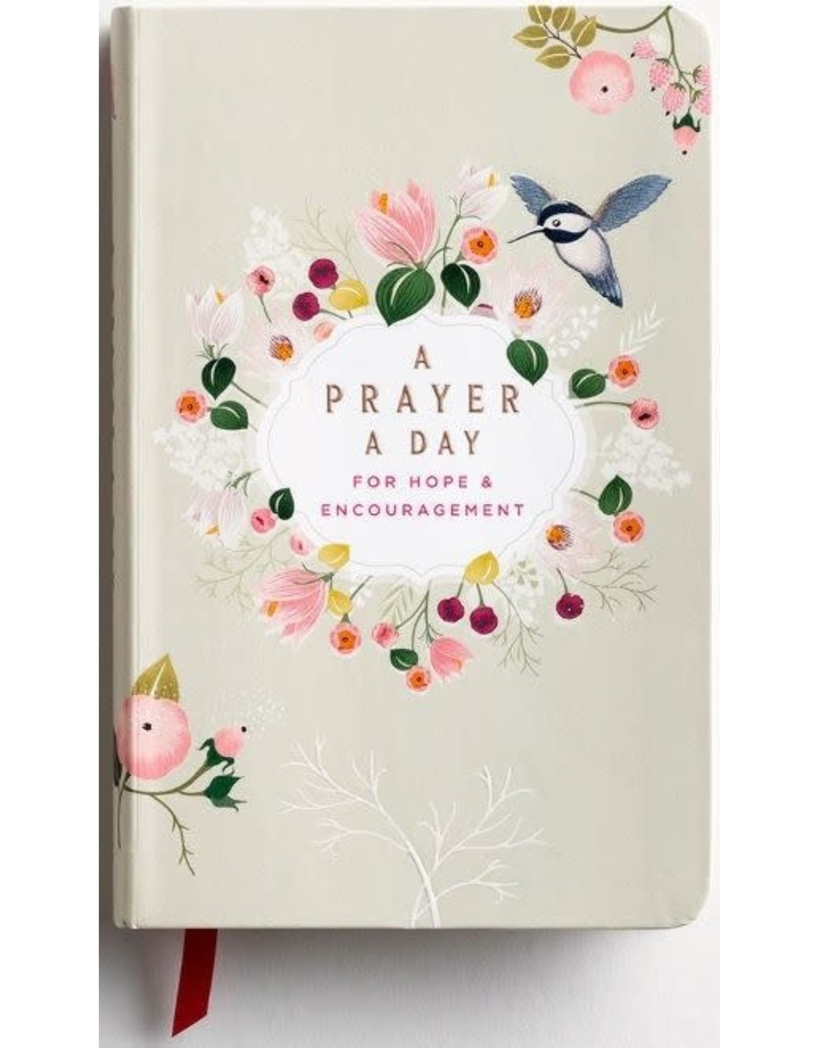 A Prayer A Day-Daily Devotional for Hope and Encouragement