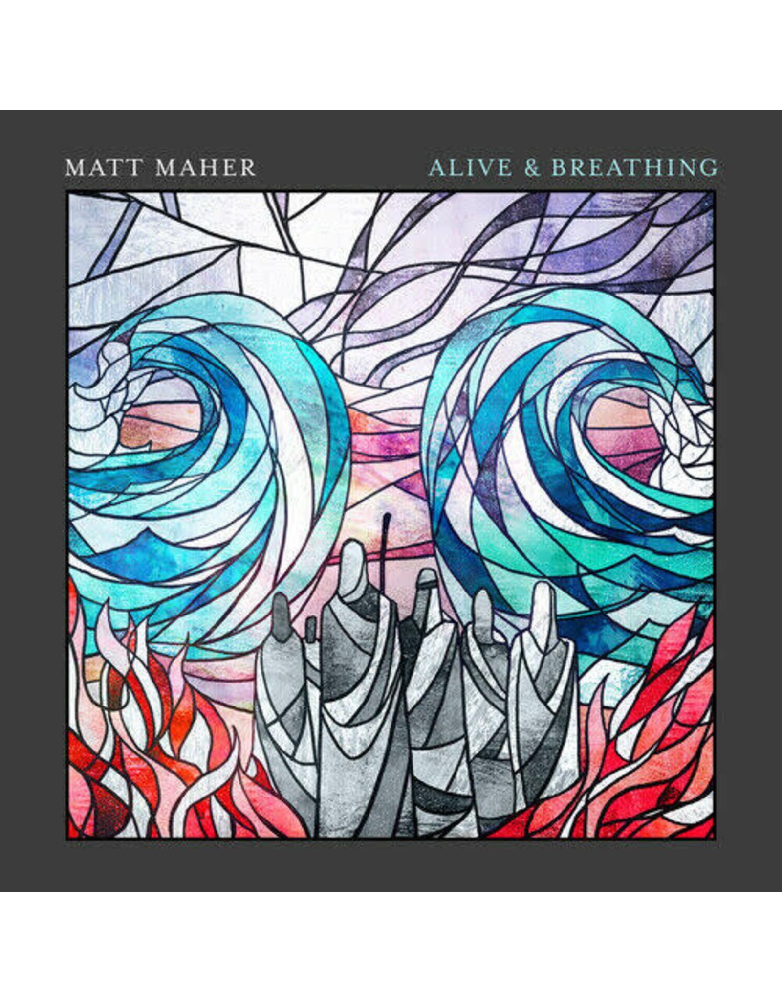 Matt Maher - Alive & Breathing (CD)