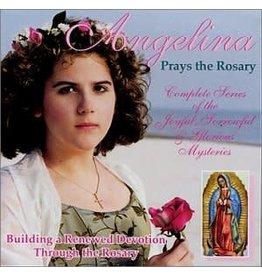 Angelina Prays the Rosary CD