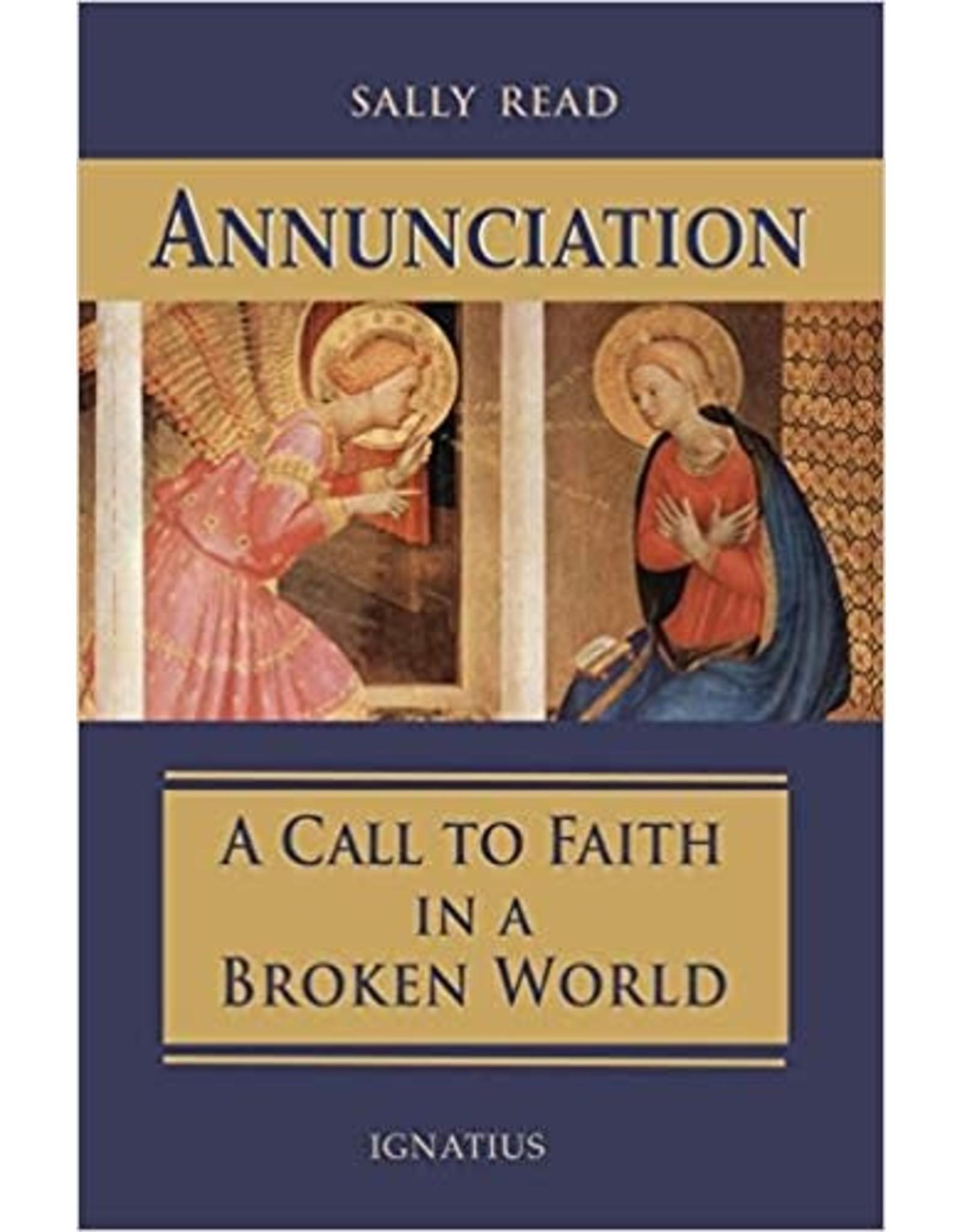Annunciation: A Call to Faith in a Broken World