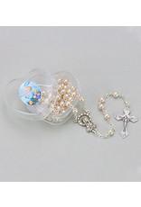 Baptism Rosary/Box Pearl