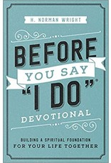 Before You Say I Do Devotional