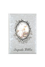 "Baptism Bible, Spanish (6""x8.5"")"