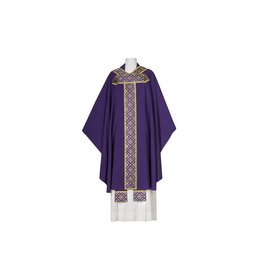 Chasuble - Hannah Collection - Purple - Opus Fabric