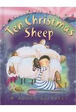Ten Christmas Sheep